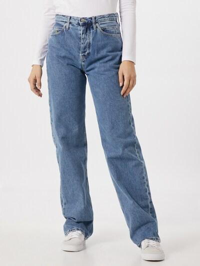 Džinsai iš Calvin Klein Jeans , spalva - mėlyna, Modelio vaizdas