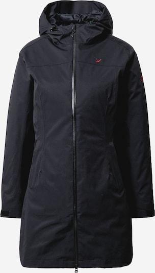 YETI Outdoorjacke 'Liz' in dunkelgrün / schwarz, Produktansicht