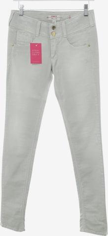 Met Slim Jeans in 25-26 in Grün