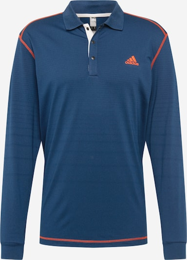 adidas Golf Functioneel shirt in de kleur Navy, Productweergave