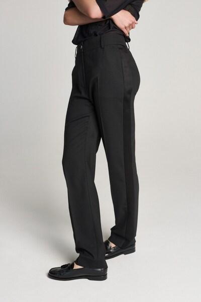 ZOE KARSSEN Pantalon in de kleur Zwart: Vooraanzicht