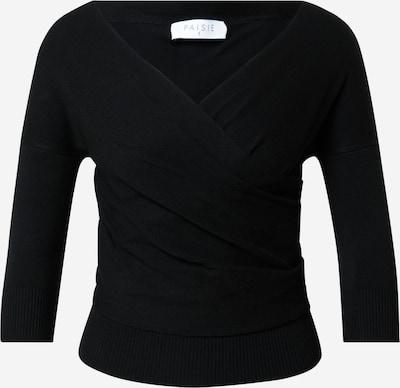 Paisie Trui 'Lille' in de kleur Zwart, Productweergave