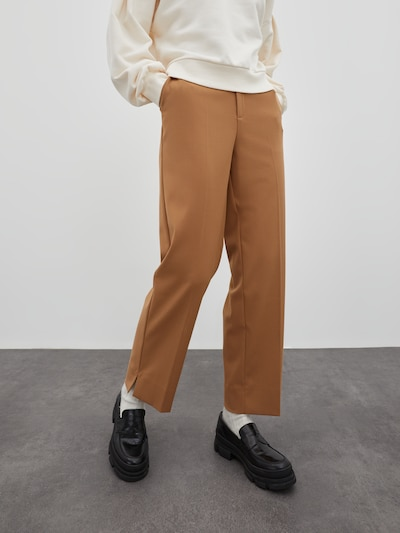 EDITED Trousers 'Jeanelle' in beige, View model