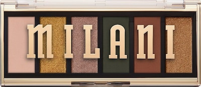 Milani Eyeshadow 'Most Wanted Palettes' in, Item view