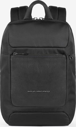 Piquadro Macbeth Rucksack RFID 36 cm Laptopfach in schwarz, Produktansicht