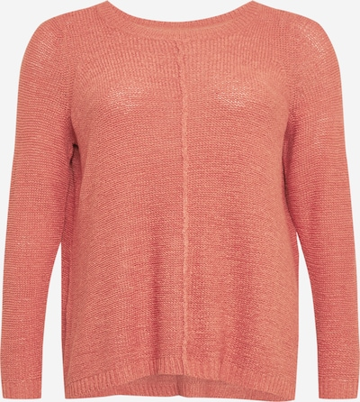 ONLY Carmakoma Pullover 'Foxy' in rot, Produktansicht