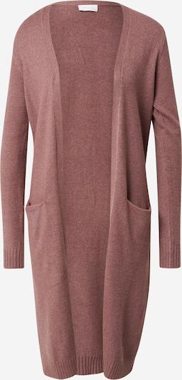 VILA Knitted Coat 'Ril' in Wine red, Item view