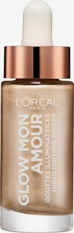 L'Oréal Paris Highlighter 'Glow mon Amour' in Beige
