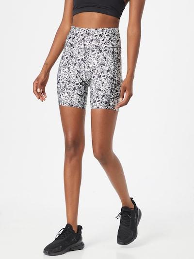 Marika Спортен панталон 'LEX' в черно / бяло, Преглед на модела