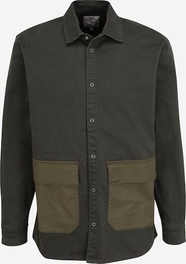 minimum Krekls 'HAZELWOOD', krāsa - olīvzaļš / tumši zaļš, Preces skats