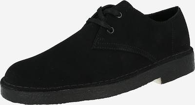 Clarks Originals Šnurovacie topánky 'Khan' - čierna, Produkt