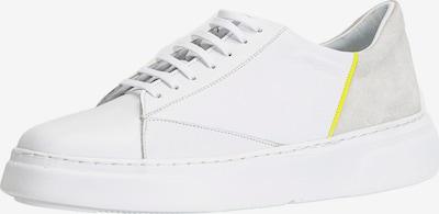 INUOVO Sneaker in beige / gelb / weiß, Produktansicht