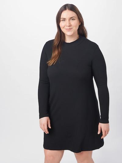 Z-One Kleid 'Samoa' in schwarz, Modelansicht