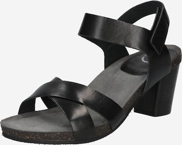 Ca'Shott Sandalette in Schwarz