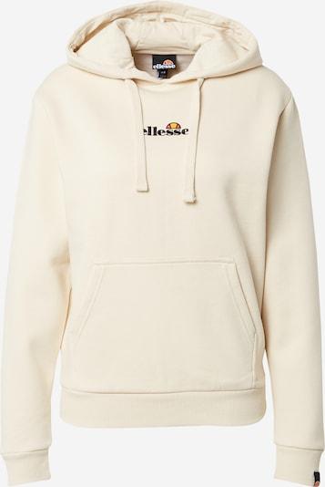 ELLESSE Sweatshirt 'Ainsworth Oh' in de kleur Natuurwit, Productweergave