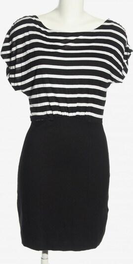 FRENCH CONNECTION Shirtkleid in M in schwarz / weiß, Produktansicht