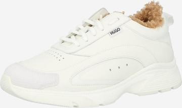 balts HUGO Zemie brīvā laika apavi 'Gilda'