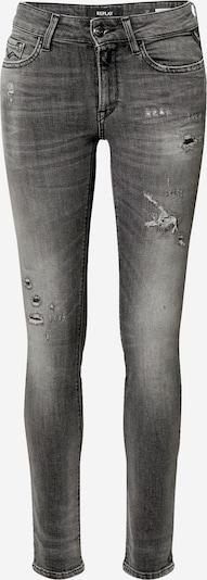 REPLAY Jeans 'New Luz' in de kleur Grijs, Productweergave