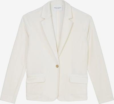 Marc O'Polo BLazer in beige / creme / weiß, Produktansicht