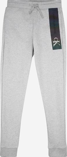 Calvin Klein Hose in grau / schwarz / weiß, Produktansicht