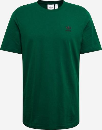 ADIDAS ORIGINALS Shirt 'ESSENTIAL' in dunkelgrün, Produktansicht
