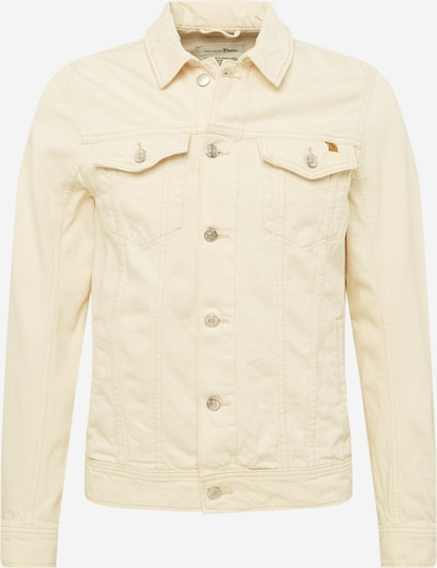 TOM TAILOR DENIM Jacke in beige, Produktansicht