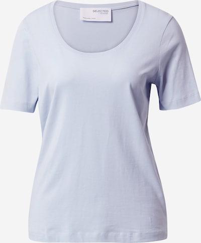 SELECTED FEMME Shirt in hellblau, Produktansicht