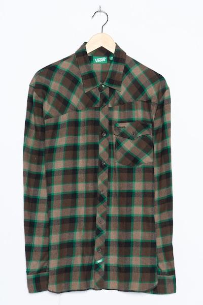 VANS Flanellhemd in M in mischfarben, Produktansicht