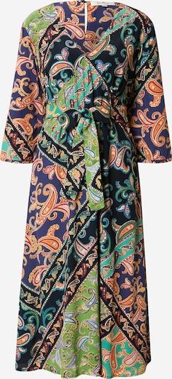 Derhy Robe 'TAFIA' en marine / marron / vert / orange, Vue avec produit