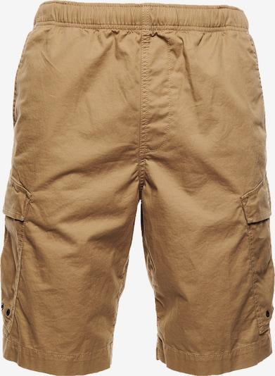 Superdry Pantalon en noisette, Vue avec produit