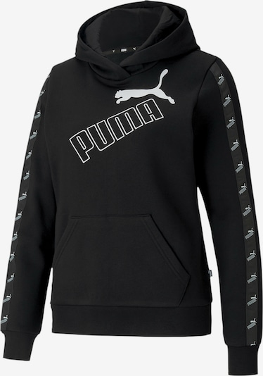 PUMA Trui in de kleur Zwart / Wit, Productweergave