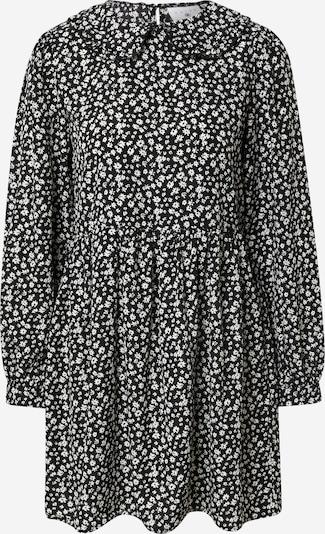 Daisy Street Skjortklänning 'ALEXIA' i svart / vit, Produktvy