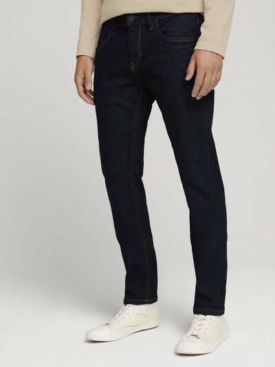 TOM TAILOR Jeans 'Troy' in navy, Modelansicht