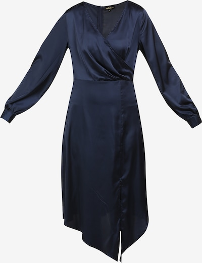 usha BLACK LABEL Jurk in de kleur Nachtblauw, Productweergave