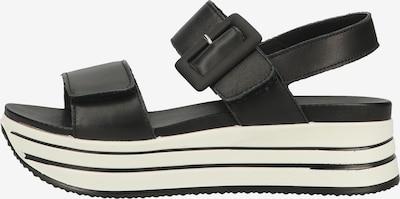 IGI&CO Sandale in schwarz, Produktansicht