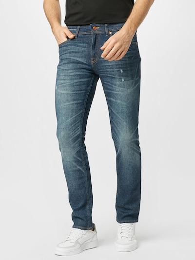 BOSS Casual Jeans 'Delaware' i blå denim, På modell