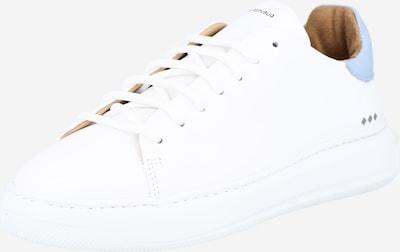 ROYAL REPUBLIQ Ниски сникърси в светлосиньо / естествено бяло, Преглед на продукта