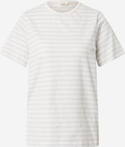 basic apparel T-shirt 'Rita' en lavande / blanc, Vue avec produit