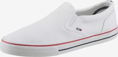 Tommy Jeans Slip On in dunkelblau / rot / weiß, Produktansicht