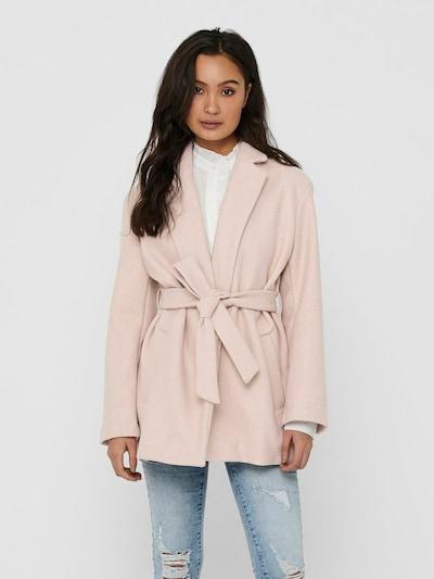 ONLY Prechodný kabát - ružová, Model/-ka