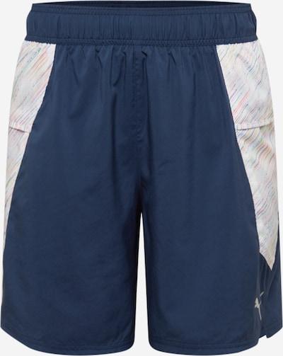 PUMA Sporthose in navy / mischfarben / weiß, Produktansicht