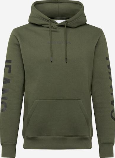 olíva / fekete Calvin Klein Jeans Tréning póló, Termék nézet