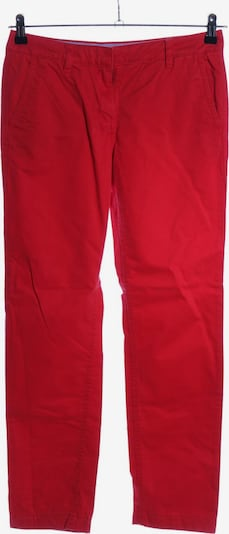 TOMMY HILFIGER Chinohose in XS in rot, Produktansicht