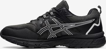 Chaussure de course 'GEL-VENTURE 8' ASICS en noir