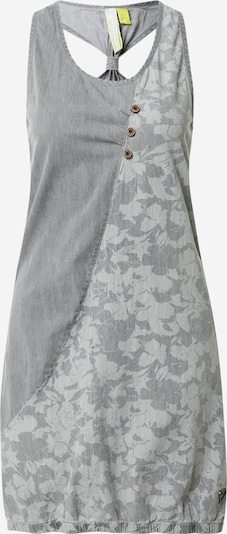 Alife and Kickin Robe en gris, Vue avec produit
