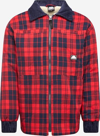 SOUTHPOLE Přechodná bunda - námořnická modř / červená, Produkt