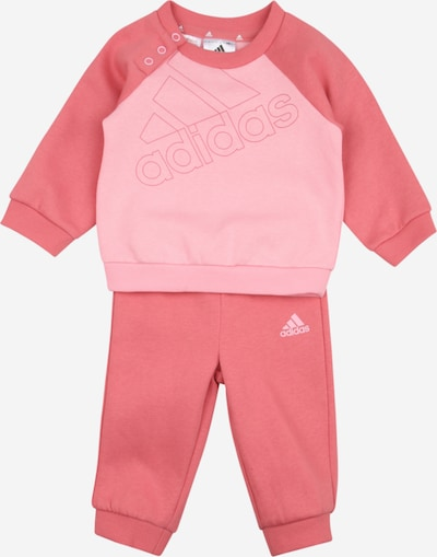 ADIDAS PERFORMANCE Trainingsanzug in rosa / dunkelpink, Produktansicht