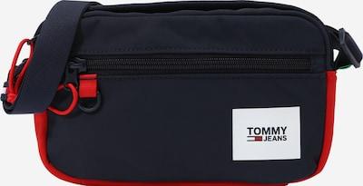 Tommy Jeans Schoudertas in de kleur Navy / Rood / Wit, Productweergave