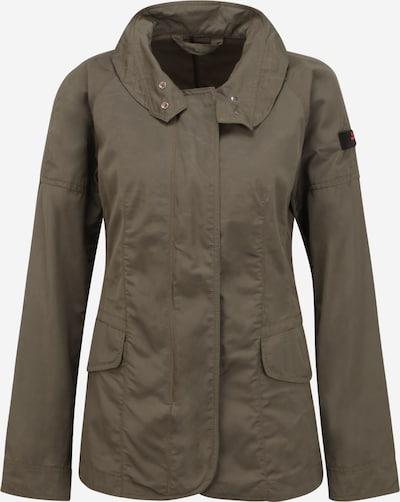 Demisezoninis paltas 'Cold MX' iš Peuterey , spalva - rusvai žalia, Prekių apžvalga