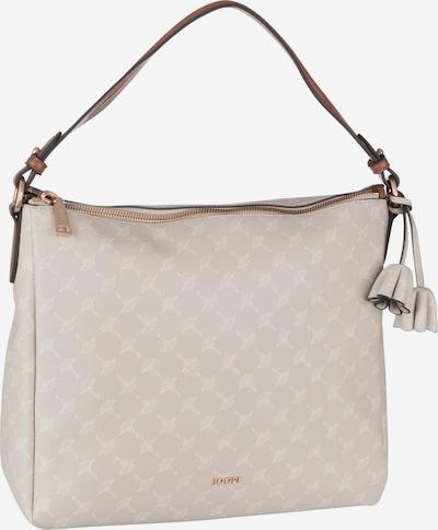 JOOP! Handtasche in beige / braun: Frontalansicht